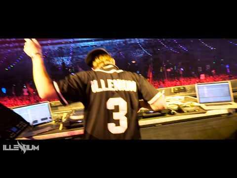 ILLENIUM at EDC Las Vegas 2017