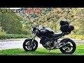 Packing after Moto Camping, Kriega bags - Ducati Camping Club #2-7 v605