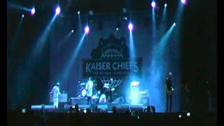 Kaiser Chiefs -  Everyday I Love You Less and Less - Italia Wave Love Festival 2011 Lecce