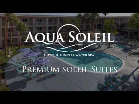 Premium Soleil Suites - Aqua Soleil Hotel and Mineral Water Spa
