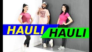 Hauli Hauli Bollywood Dance Workout Choreography | Garry Sandhu & Neha | FITNESS DANCE With RAHUL