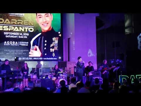 Darren Espanto Live @ Thunderbird Resort Part 3