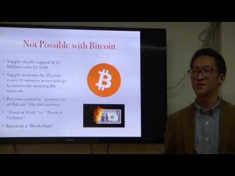 Justin Wu (Part 1) Introduction to Bitcoin, Blockchain, and Ethereum