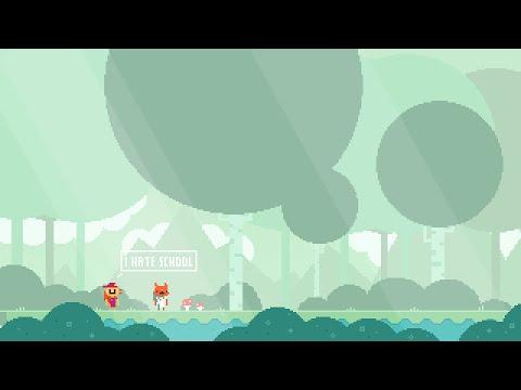 Pixel Art Indie Game Prototype
