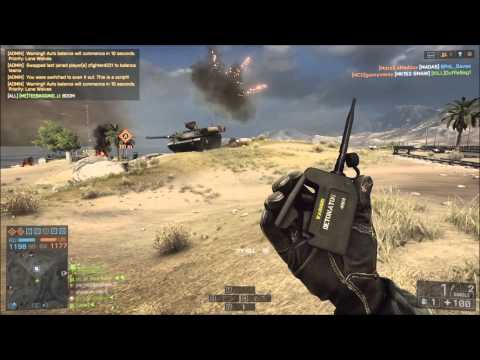 BF4 Jihad Jeep - Without Me  (part 2)