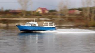 Чибис с Volvo Penta V6 225 hp