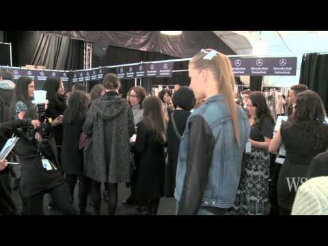 The Runway's Odd Looks -- Fashion Confidential with Christina Binkley