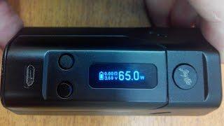 видео Обзор Wismec RX200 - электронная сигарета rx 200