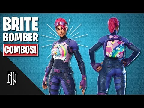 BEST BRITE BOMBER COMBOS In Fortnite