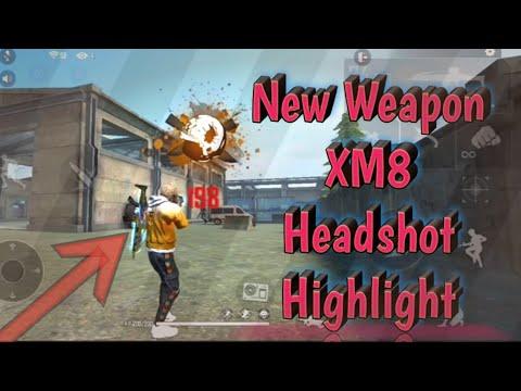 new-weapon-royal-|-xm8-gun-headshot-highlights---mib-gaming-ff
