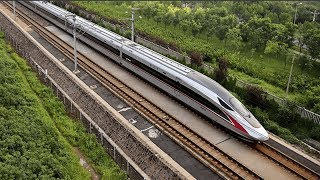 China's bullet train revolution HD
