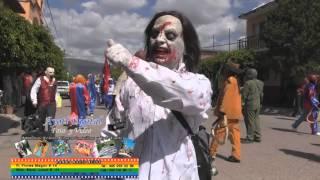 Fiestas de Noviembre Ayotlán 2015