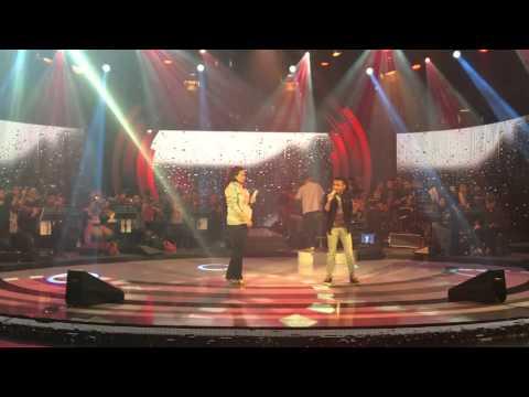 Tangisan Marhaenis (duet bersama Dia Fadila) - rehearsal Konsert Alumni Bintang RTM