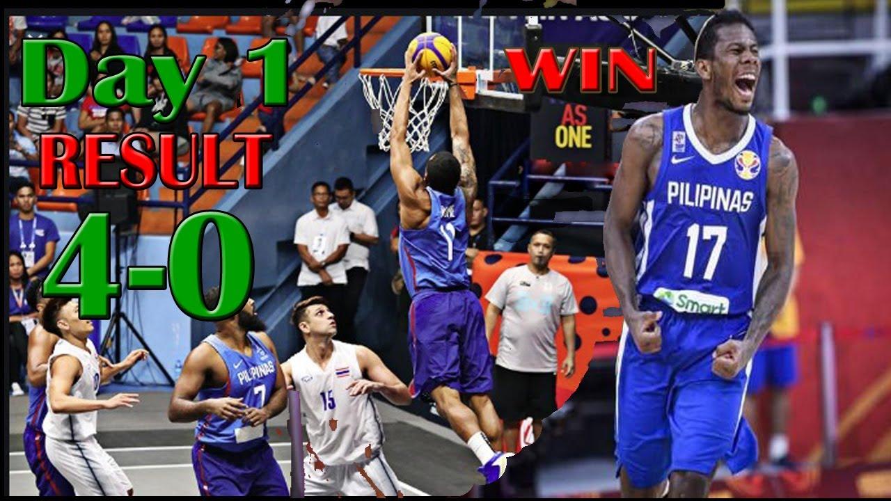 Philippine Team Men S Basketball 3x3 Sea Games 2019 Youtube