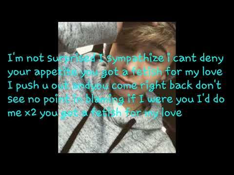 Selena Gomez - Fetish Ft. Gucci Mane || Bars and Melody COVER - lyrics