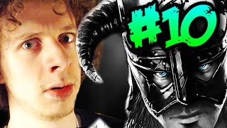 MOONWALKING WIZARD?! - Skyrim - Part 10