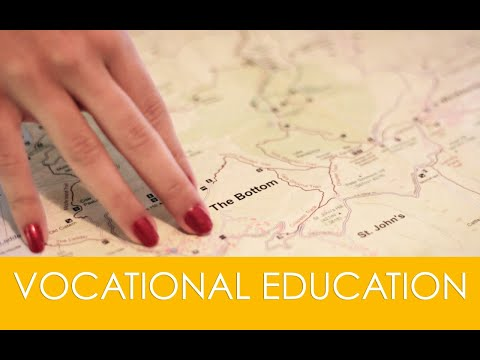 Vocational education - A day in the life of a tourist on Saba