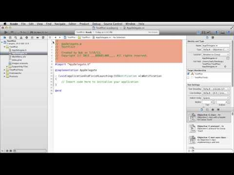 Create and Read plist in Xcode