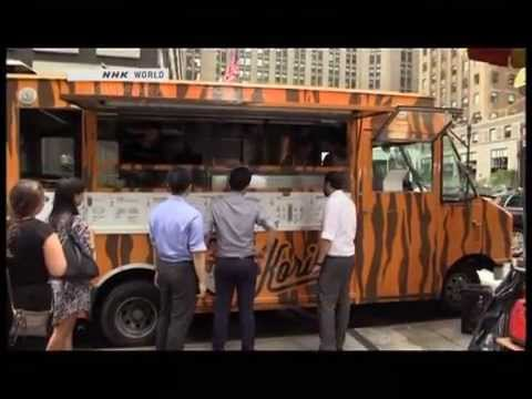 New York street food - food trucks - new york restaurants