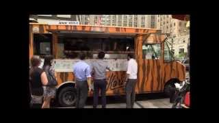 New York street food - food trucks