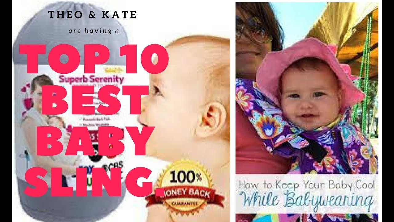 3fb2f5719d9 Top 10 Best baby sling - YouTube