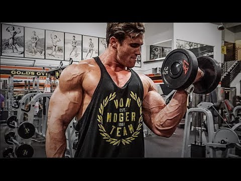 I'M PLAYING ARNOLD IN A MOVIE | ARM DAY ft FRANK MCGRATH
