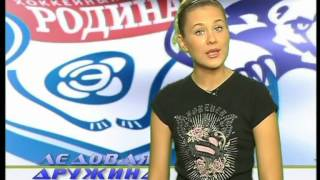 """""""Ледовая дружина"""" (сезон 2007/2008)"""