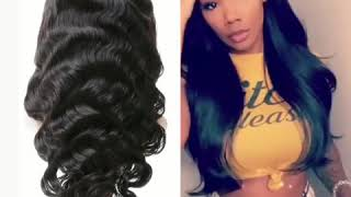 180%Density full lace hair wigs✂️&factory directly sale