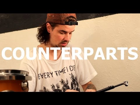"""Counterparts - """"Ghost"""" Live at Little Elephant (2/3)"""