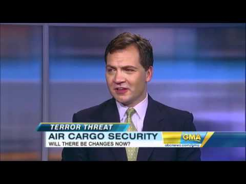 Is Air Cargo a Security Risk?