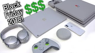 BEST Black Friday Tech Deals 2018!