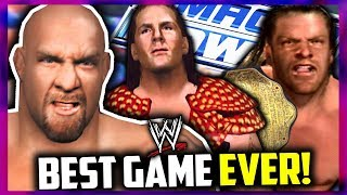 YOU MUST PLAY THIS WWE GAME! (SmackDown! Here Comes The Pain)