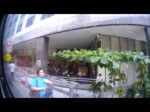 BUS trip from Makati AYALA to Fort Bonifacio Global City