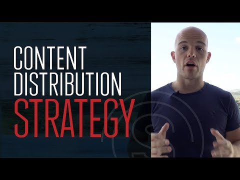 Content Distribution Strategy (How To Use Your Website To Drive Growth)