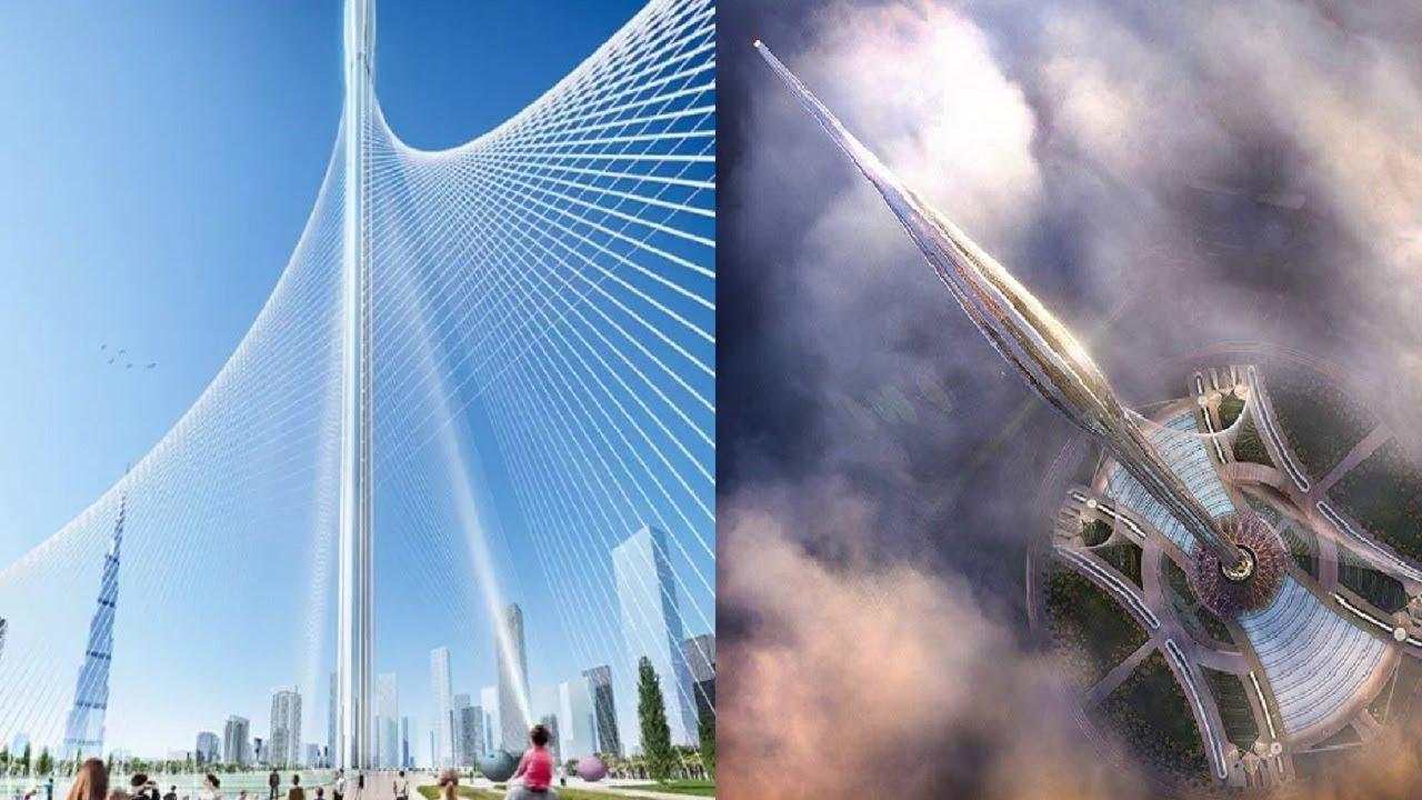 Image result for Dubaï Creek Tower