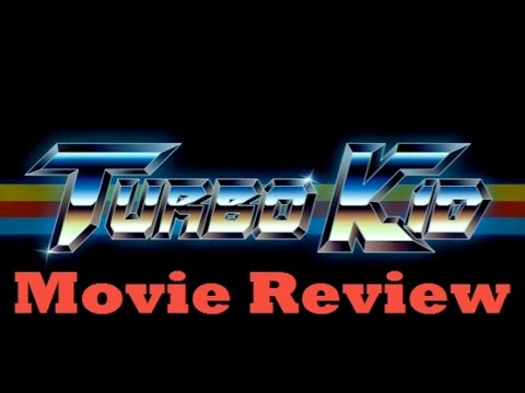 Turbo Kid (2015) Movie Review