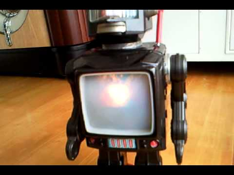 Horikawa Robot Space Explorer Now in EBay