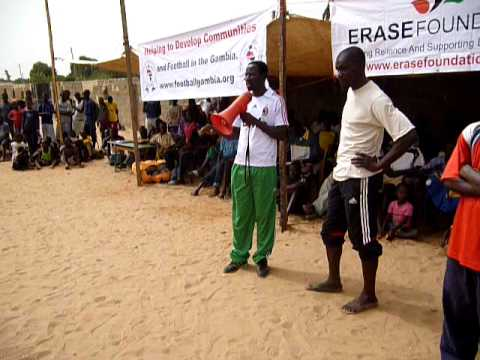 Football Gambia - KGH Sports Tournament in Lamin, the Gambia (3) - http://www.footballgambia.org/