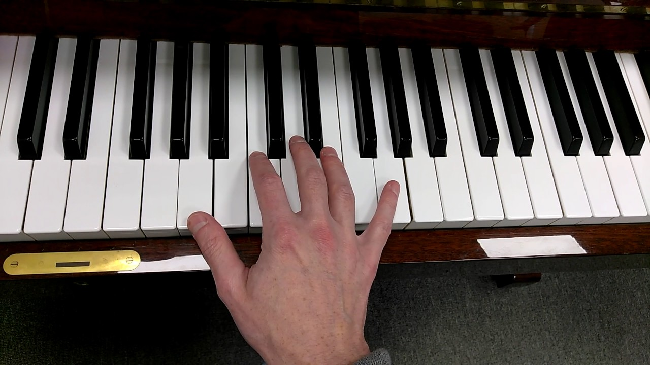 How to play an a minor 7 chord on piano youtube how to play an a minor 7 chord on piano hexwebz Gallery