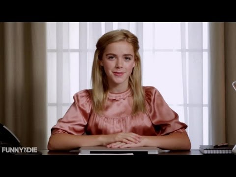 Child Star Psychologist 2 with Kiernan Shipka