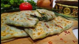 Go zleme Delicious Turkish Street Food Турецкие ЛЕПЕШКИ ГЁЗЛЕМЕ