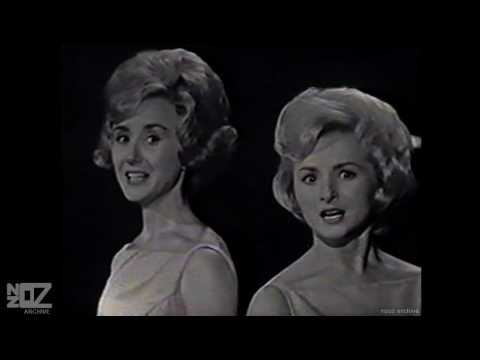 Taylor Sisters - Girls Grow Up Faster Than Boys Do (1964)