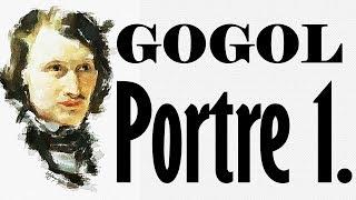 """Portre 1. Bölüm"" GOGOL sesli kitap tek parça Akın ALTAN"