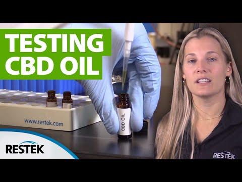 High Throughput Analysis Of Cannabinoids In CBD Oil By LC UV
