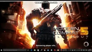 How to fix internet connection problem in modern combat 5 for windows 10