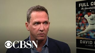 Former MLB pitcher David Cone talks perfect game, labor issues in new book