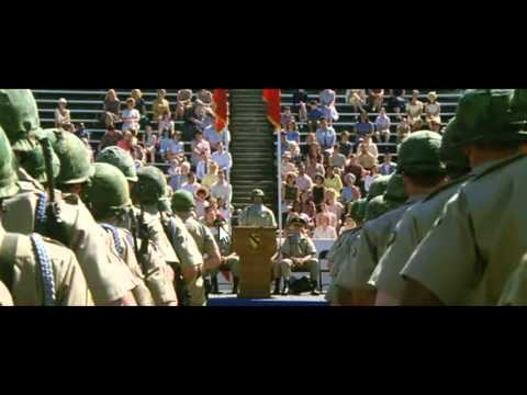 We were soldiers - Moore's Speech (Full 1080p HD)