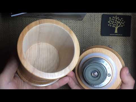Обзор ручной кофемолки Hario Coffee Mill Column CM-502C