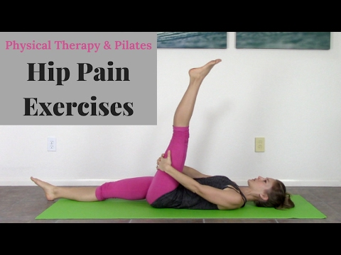 Hip Pain Exercises - Physical Therapy for Hip Pain