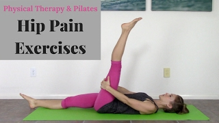 Hip Pain Exercises - Physical Therapy for Hip Pain Video